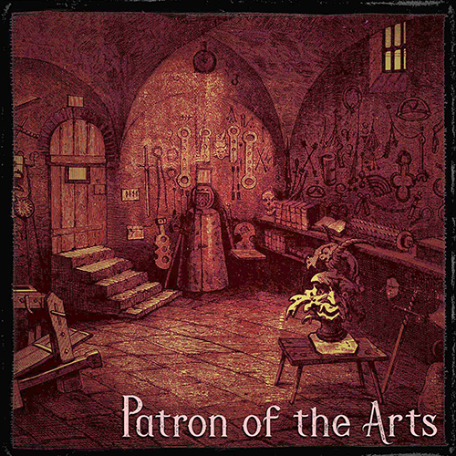 77 – Patron of the Arts by Tricia Owens